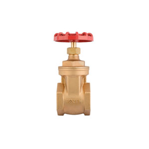 CLASS 150 BRONZE GATE VALVE (FIG : 3152)