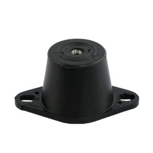 PTM-GP FLOOR MOUNTED RUBBER VIBRATION ISOLATOR