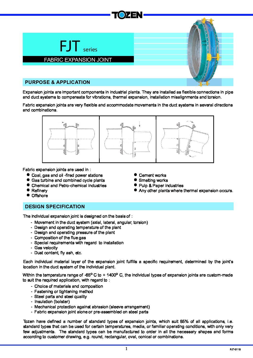 Catalog - Tozen Industrial Co ,Ltd